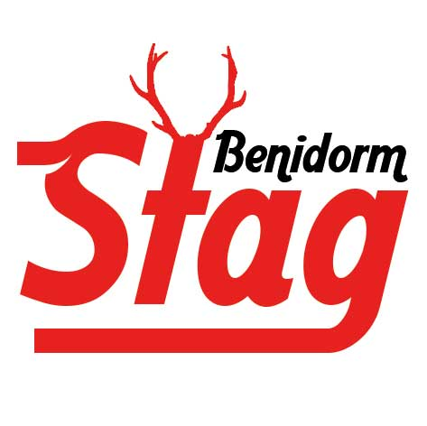 Benidorm Stag Party logo