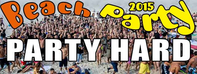 Beach Party Benidorm